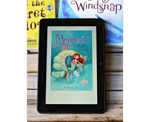 First Mermaid Chapter Books for Girls
