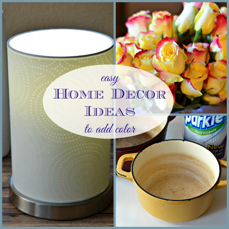 Easy Home Decor Ideas Interesting Of Home Simple DIY Easy Home Decor Ideas to Add Color Photos