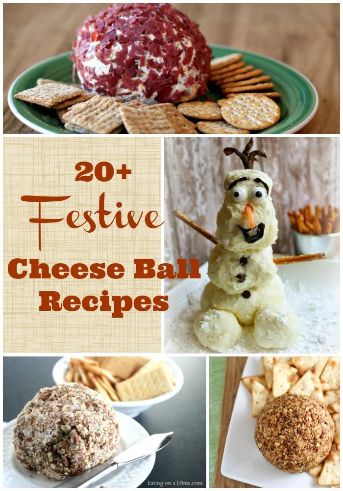 cheese ball recipes