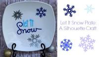 Let it snow slider