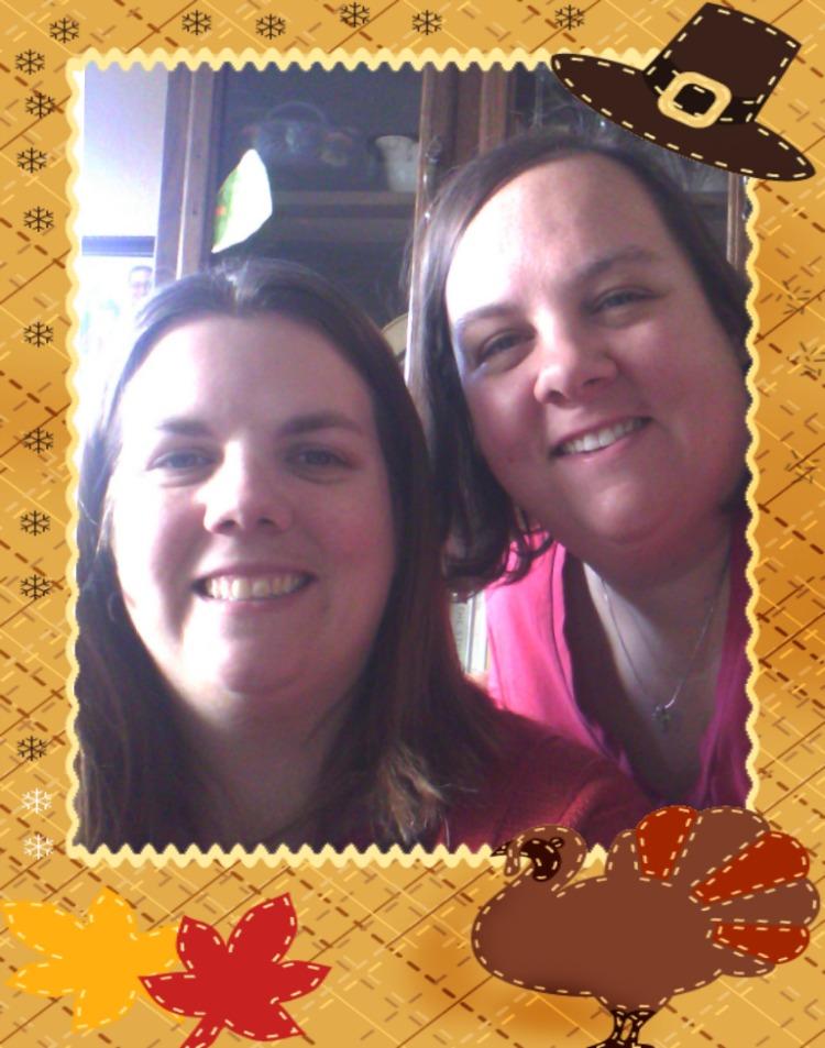 Thanksgiving frames app