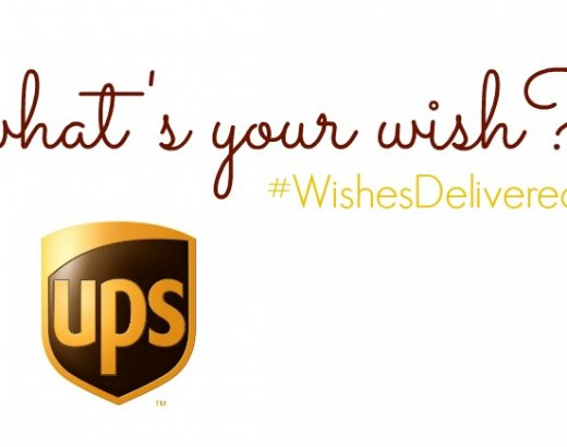 Books for Children from #WishesDelivered by UPS