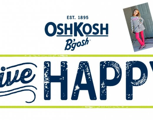 Osh Kosh B'Gosh Looks for the Holidays #GiveHappy