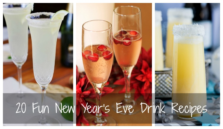 New years alcoholic drink recipes 28 images goodbye for Fun alcoholic drink recipes