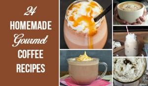 Coffee Recipes slider