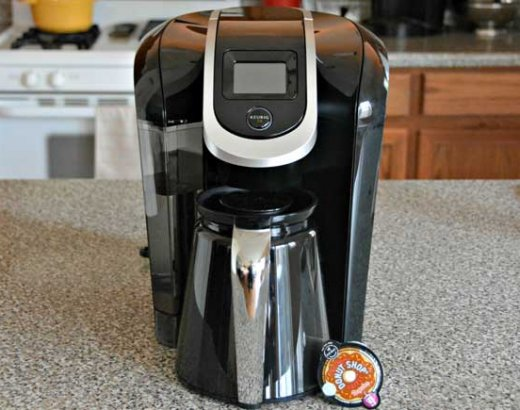 Fun for the Whole Family: The Keurig 2.0