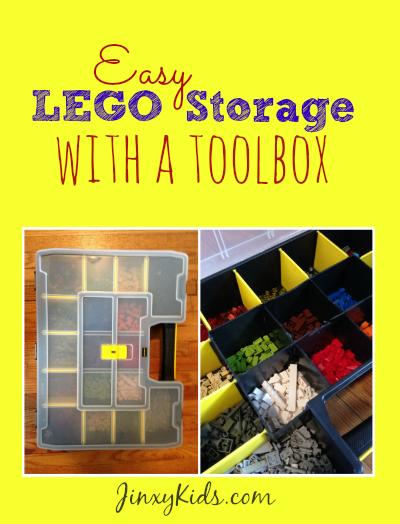 Easy-Lego-Storage