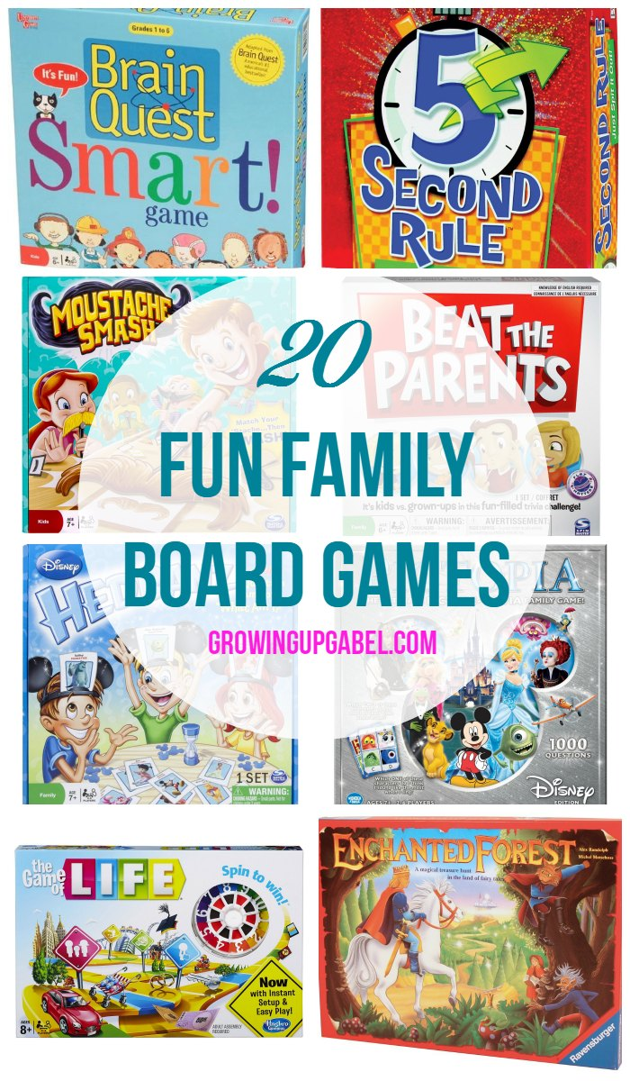 The 15 Best Family Board Games of 2020