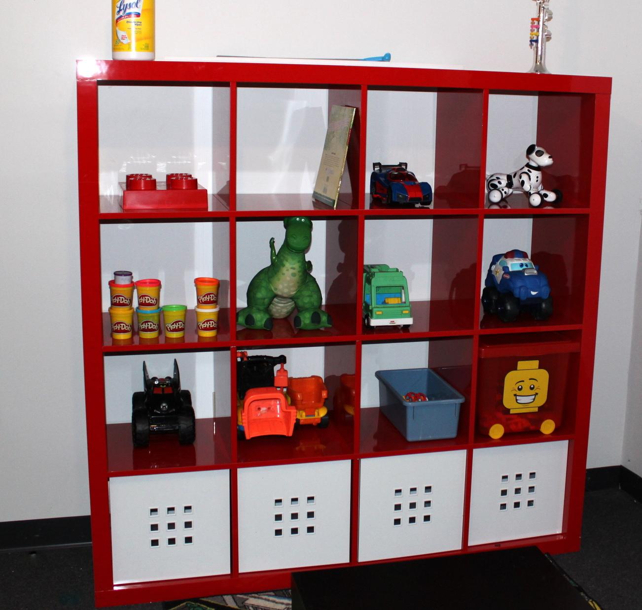 20 unique toy storage ideas