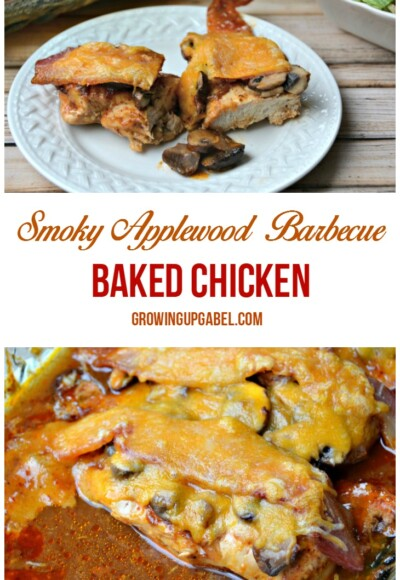 Smoky Applewood Barbecue Baked Chicken