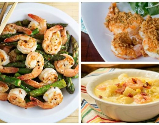 20 Easy Meals with Shrimp for Lent