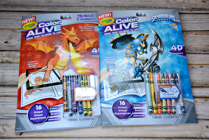 browse - Color Alive Coloring Book