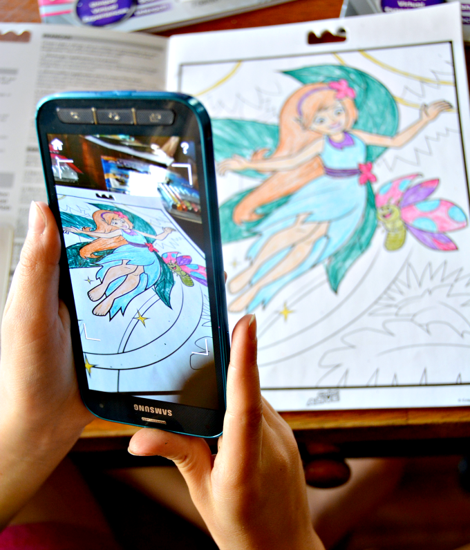Crayola Coloring Pages App : Teaching your child how to color