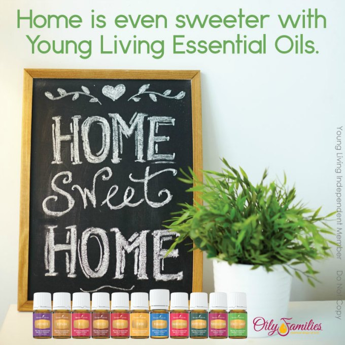Home Sweet Home Oils