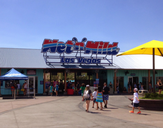 Enjoy a Family Day at Wet'n'Wild Las Vegas