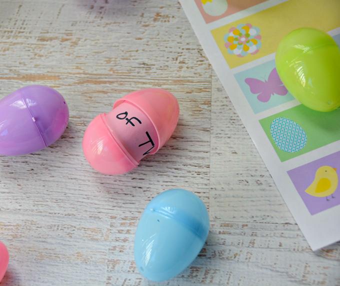 Easter Egg Saying
