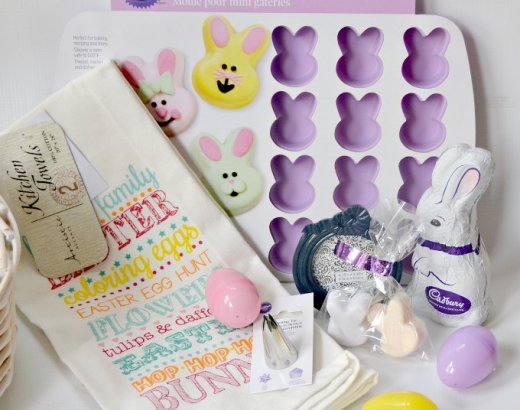 My Favorite Things Easter Basket Giveaway