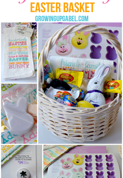 Start a new tradition of swapping Easter baskets with your friends! Fill a basket full of your favorite thanks and swap.