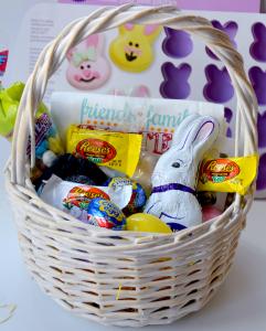 My Favorite Things Easter Basket
