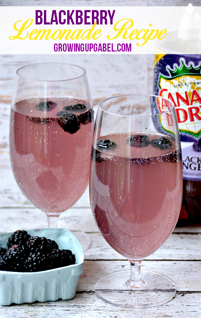 Simple Blackberry Lemonade Recipe