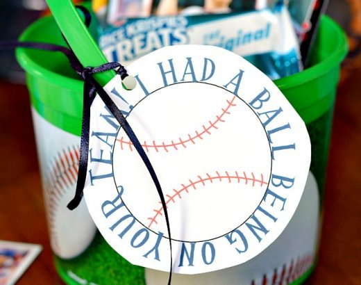 Baseball Team Gifts Your Little Slugger Will Love
