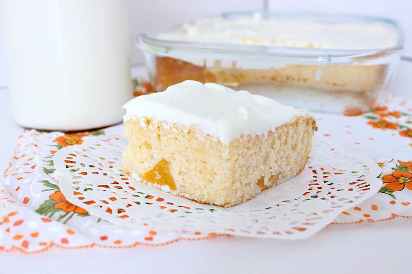 Ina Garten Peach Cake Recipe