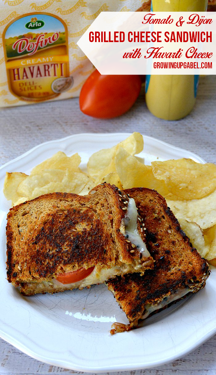 looking for the ultimate best grilled cheese sandwich recipe? You've found it! Four simple ingredients - bread, tomatoes, dijon mustard, and cheese - combine to make the best grilled cheese you've ever tasted!