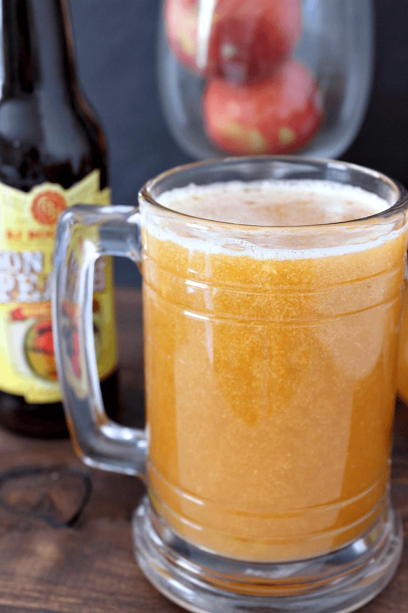 Peach Beermosas | Growing Up Gabel