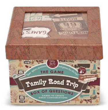 Amazon.com Melissa Doug Family Road Trip Box Of Questions Toys Games