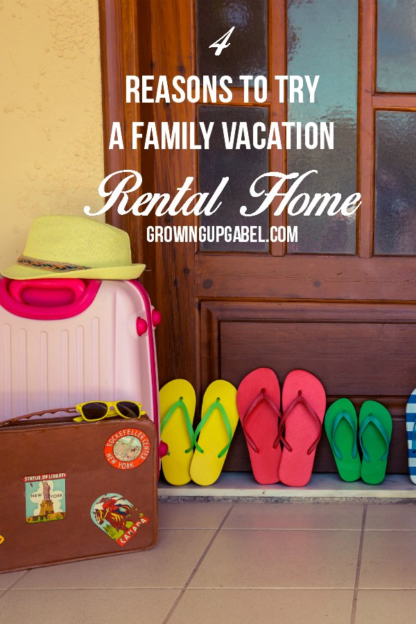 Tired of being cramped in a hotel room when on vacation? Check out family vacation rental homes to save money, get more space, and have a better vacation!