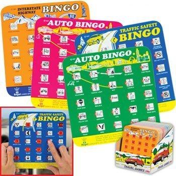 Traffic Bingo