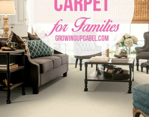 The Best Carpet for Families