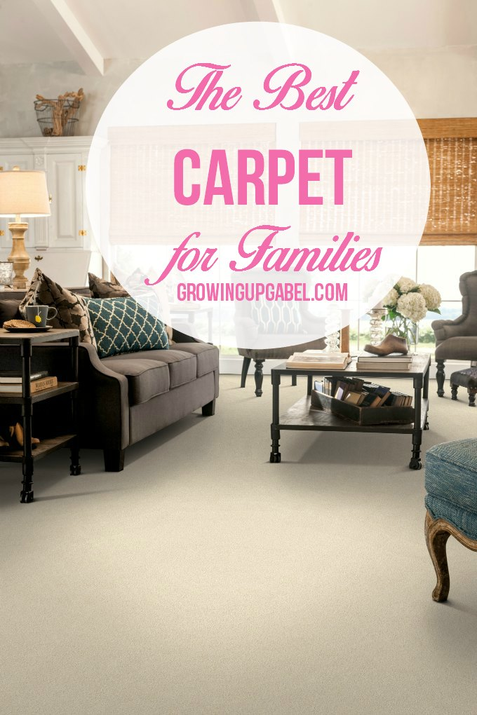 The best carpet for families for Best carpet for family room
