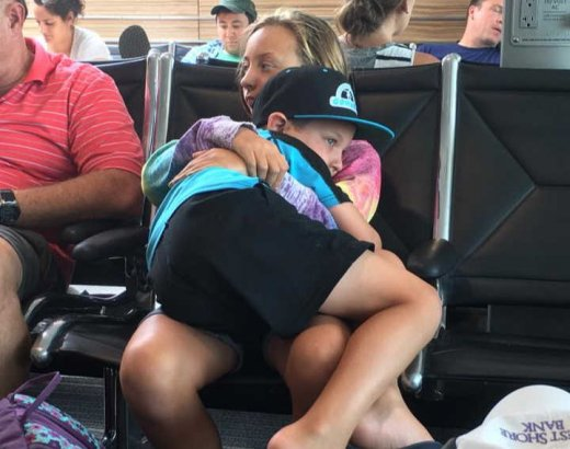 Travel With Kids – Surviving the Airport