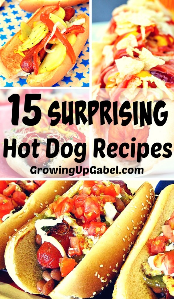15 Surprising Hot Dog Recipes