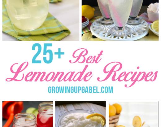25 Best Lemonade Recipes