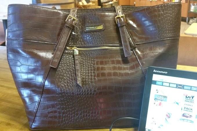 Business Travel Laptop Bag