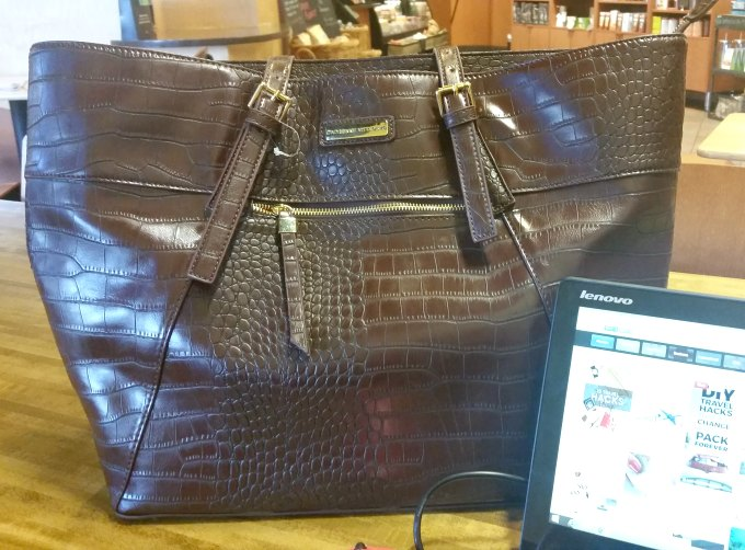 Business Travel Laptop Bag