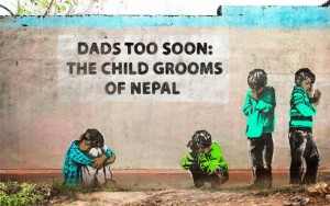When Father's Day Comes Too Soon: Child Grooms
