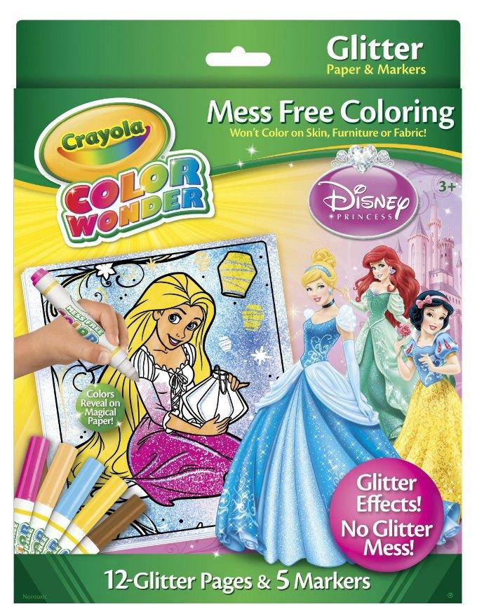 Color Wonder Glitter