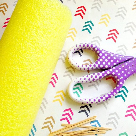 Crafts with Pool Noodles