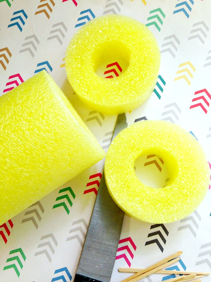 Easy Pool Noodle Crafts