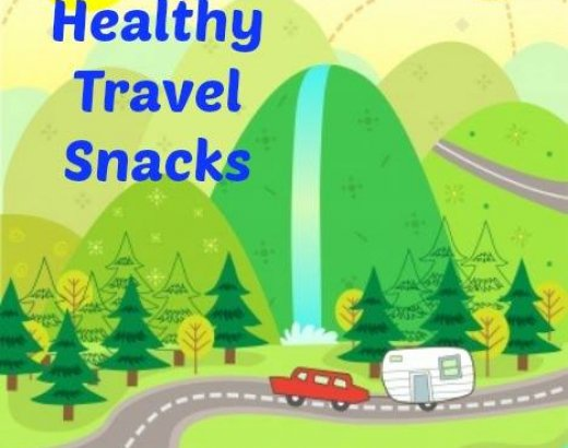 6 Snacks for Traveling with Kids