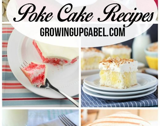11 Unique Poke Cake Recipes
