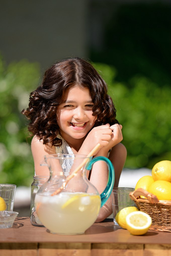 Tips for a Lemonade Stand
