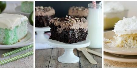 Amazing Poke Cake Recipes