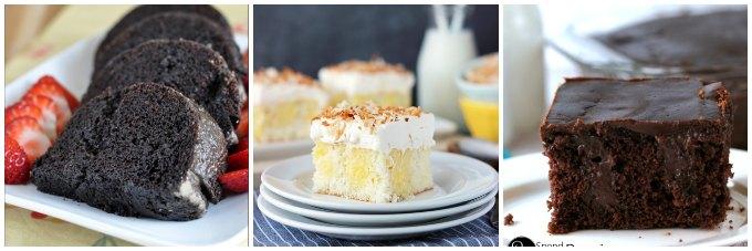 Delicious Poke Cake Recipes