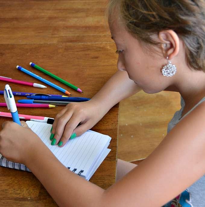 Handwriting for Girls