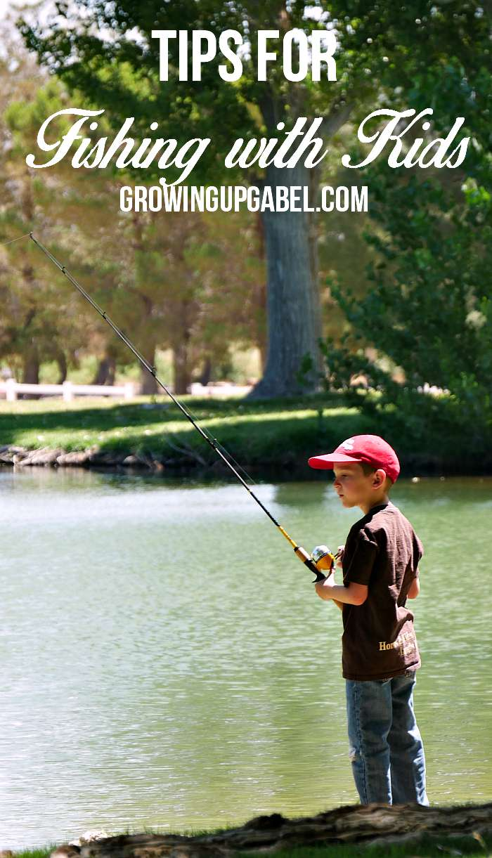 Looking for a fun family activity? Go fishing! Check out these tips for fishing with kids