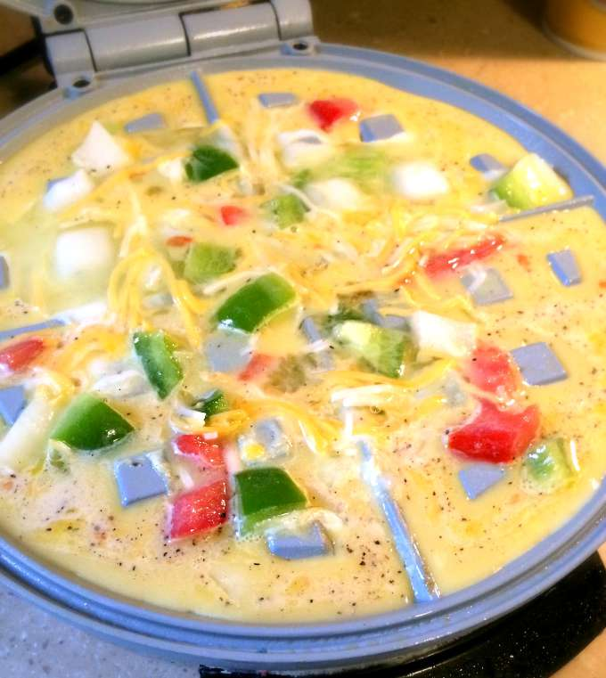 Waffle Maker Recipe Ideas